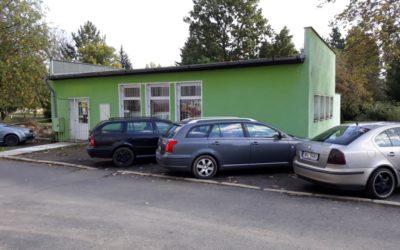 Pronájem komerčních prostorů, ul. Křižíkova vSokolově
