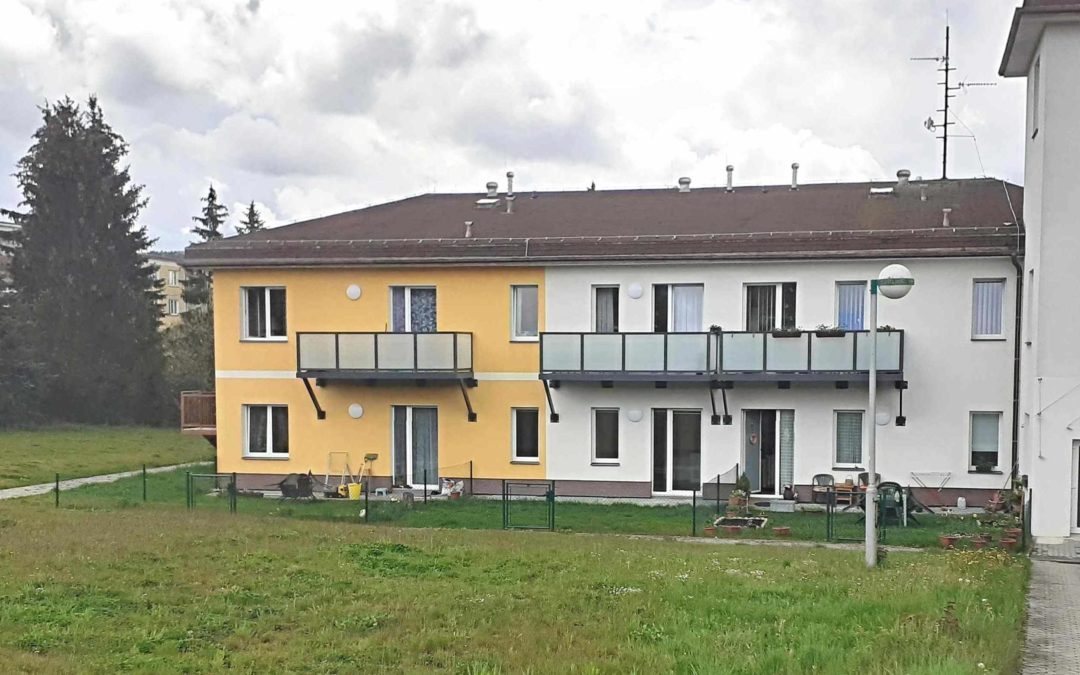 Město nabízí seniorům nové byty v Poláčkově ulici